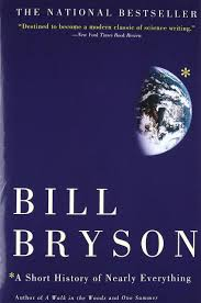 a short history of nearly everything bill bryson 8601410908072