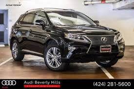 lexus beverly service used 2015 lexus rx 350 for sale in ca edmunds