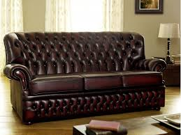 Leather Chesterfield Sofas Antique Vintage Chesterfield Sofa U2014 New Home Plans