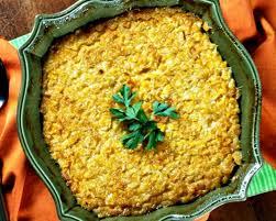 sweet corn casserole gonna want seconds
