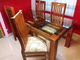 Teak Wood Dining Tables Dining Room Table And Chairs Outdoor Teak Wood New Home Design