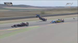 formula 4 formula 4 spanish championship 2017 race 2 ciudad del motor de