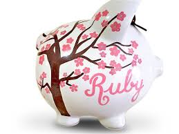 Engraved Piggy Bank Personalized Piggy Banks