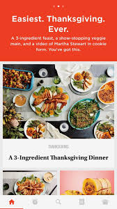 what food for thanksgiving dinner best apps for cooking the perfect thanksgiving feast imore