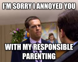 Mad Mom Meme - my mom got mad when i asked her to not post naked pictures of my