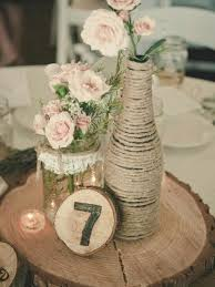 Diy Table Centerpieces For Weddings by Best 20 Winery Wedding Centerpieces Ideas On Pinterest Vineyard