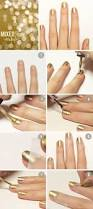 94 best metallic nail art images on pinterest metallic nails
