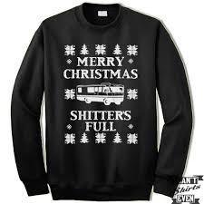 merry shitter s unisex sweatshirt sweater