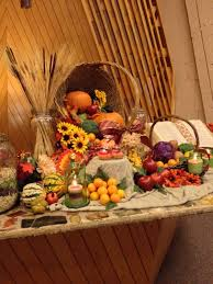 harvest decorations for church pinteres