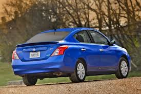 old nissan versa 2014 nissan versa sedan keeps same pricing gains minor improvements