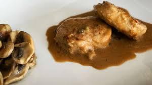 cuisiner du filet mignon de porc filet mignon au poivre recette du filet mignon de porc ou de veau