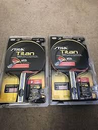 stiga titan table tennis racket paddles stiga table tennis racket