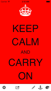 Create Keep Calm Meme - keep calm and carry on pro version create funny posters