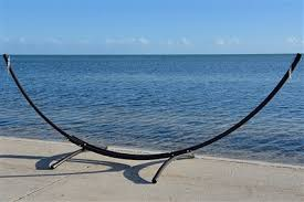 caribbean hammocks wood arc hammock stand siberian larch