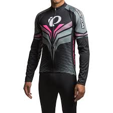 cycling wind jacket pearl izumi elite thermal ltd cycling jersey for men save 53