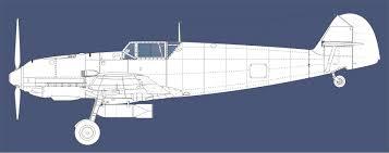 Einbauk He Kleine K He Bf 109