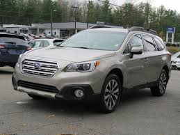 grey subaru outback certified used 2015 subaru outback 2 5i limited for sale in
