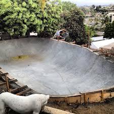 Backyard Skate Bowl Network Blog Daily D I Y