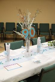 centerpieces for centerpieces for s 90th birthday s 90th birthday