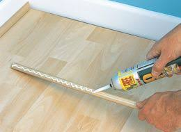 Laminate Floor Trim How To Lay Laminate Real Wood Top Layer Flooring Ideas