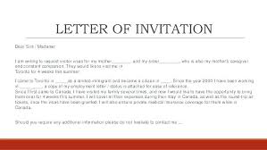 Wedding Invitation Letter For Us Visitor Visa invitation letter for us visitor visa easy wedding invitation letter