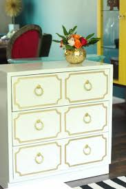 Dorothy Draper Style Entry Cabinet And Ms Dorothy The Resplendent Crow