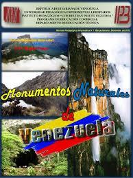 imagenes monumentos naturales de venezuela monumentos naturales revista 2
