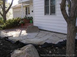 Front Yard Patio No Porch No Problem