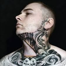 jawline tattoo tattoo collections