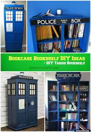 Dr Bookcase Bookcase Bookshelf Diy Ideas Free Plan