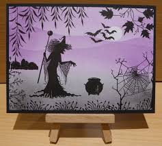 purple and black halloween background crafty sunflower october 2015