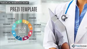 Prezi Resume Examples by Medical And Healthcare Doctor Prezi Template Prezi Templates