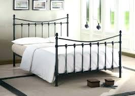 Vintage King Bed Frame Vintage Metal Bed Frame Brunofelixarts