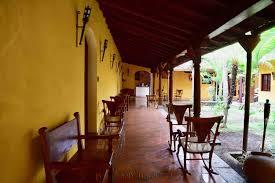 Hotel La Pergola by Hotel La Pergola Colonial Charm In Granada Diy Travel Hq