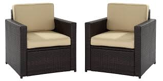 Palm Harbor Patio Furniture All Weather Wicker Furniture Against The Element Front Yard