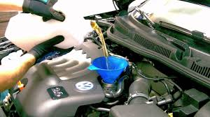 how to change the oil in a vw jetta 2003 volkswagen jetta youtube