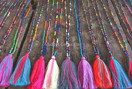 long beaded tassel necklace images Rainbow drops tassel necklace wholesale seed bead necklace jpg