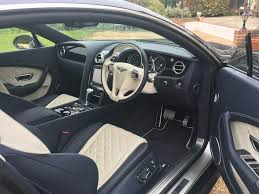 bentley convertible interior 2016 bentley continental gt v8s