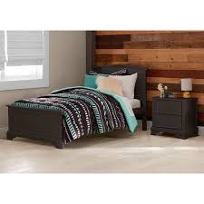 espresso twin bed twin bed espresso finish better homes and gardens kids sebring 0