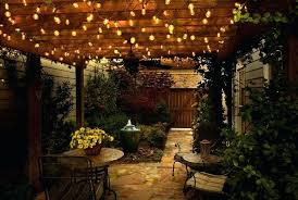 Light For Patio Outdoor String Light Ideas Torneififa