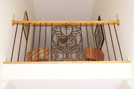 decor tips amazing design of wrought iron stair railing with