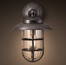 outdoor light back plate harbor sconce weathered zinc weather lights and exterior light