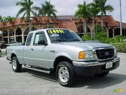 2004 ford ranger xlt 2004 silver metallic ford ranger xlt supercab 30036302 gtcarlot