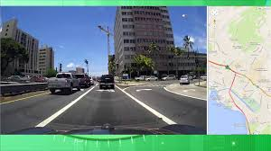 Waikiki Trolley Map Drive For Visitors From Honolulu Airport To Waikiki With Gps Youtube