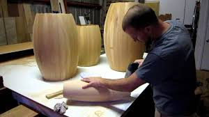 True Wood Furniture True Wood Design Custom Wood Lighting Alien Lights Youtube