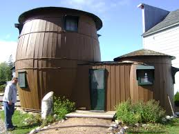 Weird House by Pickle Barrel House Grand Marais Mi Image