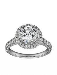 verlobungsringe cartier solitär 1895 platin diamant verlobungsringe für damen