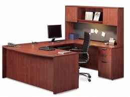 Office Desk Workstation by Furniture Office L Shaped Computer Desk With Hutch Office
