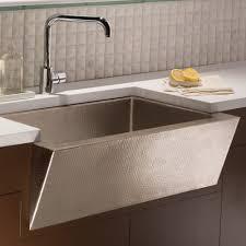 hammered copper farmhouse sink bathroom vanity farmhouse sink