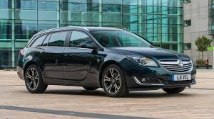 opel insignia 2017 wagon vauxhall insignia sports tourer review top gear